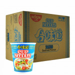 Nissin Cup Noodle Seafood 75gx24