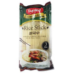 Sunlee Rice Stick 3mm 400g / 泰国河粉 3mm 400克