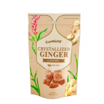 Corniche Crystallized Ginger Candy Caramel 100G / 可尼斯 红姜糖 100克