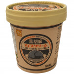 Nagomi Black Sesame Ice Cream 125ml / Nagomi 日本黑芝麻雪糕 125ml