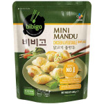 CJ Bibigo Mini Mandu Chicken & Vegetables 400gr / 韩式迷你鸡肉蔬菜饺 400克