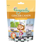 Gingerella Ginger Soft Candy with Caramel Flav. 85g / 姜汁软糖 85克