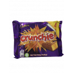 Cadbury Crunchie Chocolate Bar 128g / 吉百利松脆巧克力棒 128g