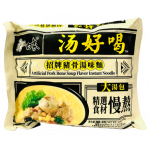 Baixiang Instant Noodles With Pork Soup Flav. 113g / 白象 汤好喝系列 猪骨浓汤面 113克