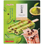Tsujiri Matcha Brown Sugar Boba Ice Cream Bar 4x80g / 抹茶黑糖珍珠雪糕 4x80克