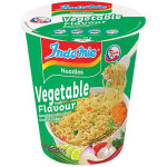 Indomie Instant Cup Noodles Vegetable Flavour 60g / 营多 素杯面 60克