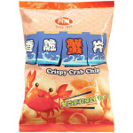 FOUR SEAS Crispy Crab Chips 30g / 四洲香脆蟹片