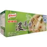 Knorr Dense Soup Treasure Fish Flav. 4x32g / 家乐鱼浓汤宝 4x32g