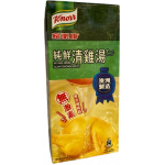 Knorr No Msg Added Clear Chicken Broth 1Ltr / 家乐无味精鸡汤 1Ltr