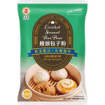 Sun Right Enriched Steamed Bun Flour 1kg / 日正饅頭包子粉 1kg