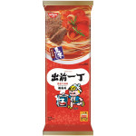 Nissin Demae Iccho Bar Udon Tomato Beef Flavour Udon 177g / 出前一丁 番茄牛肉味 棒乌冬 177克