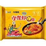 Baixiang Instant Noodles With Crawfish Flav. 113g / 白象 小龙虾拌面 113克