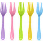 Peter's Colored Forks 17.5cm (20x)