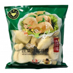 Golden Diamond Tofu Lucky Bag With Vegetable 200g / 金钻石 蔬菜豆腐福袋 200克