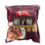 Sau Tao Shrimp Egg Noodles Thick / 寿桃 虾子面