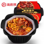 HDL Self-Heating Beef Hot Pot Spicy Flavour / 海底捞 麻辣嫩牛自热火锅 245g