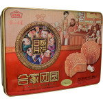 Riwei Mini Mooncake Mix (3 Flavours) 540g / 日威 威迷你月饼 合家团圆 540g