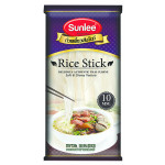 Sunlee Rice Stick 10mm 400g泰国河粉