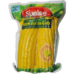 Sunlee Sweet Corn on the Cob 450 g / 即吃甜玉米450g
