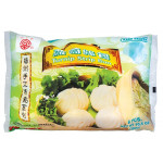 Fu-Zi Frozen Turnip Strip Bun (6pcs) 300g 富字萝卜丝包
