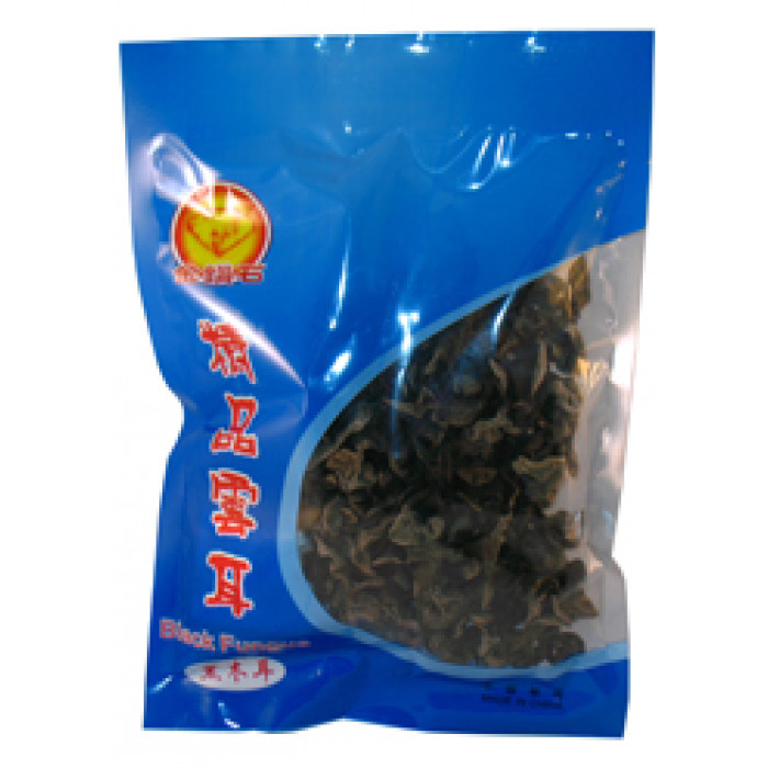 金钻石云耳 100g / Golden Diamond Black Fungus (Wan Yi) 100g