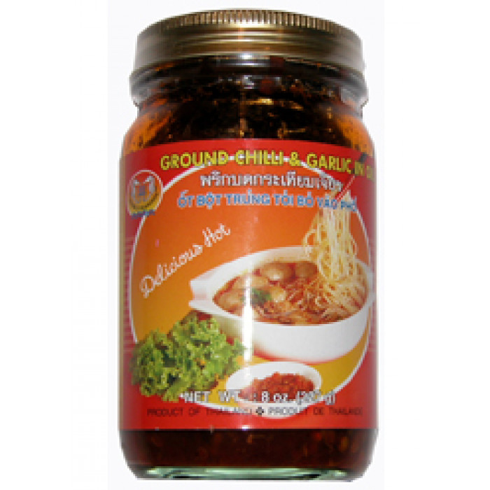 辣蒜油 227g / Sea Horse Pick.Gr.Chilli.Garlic Oil 227g