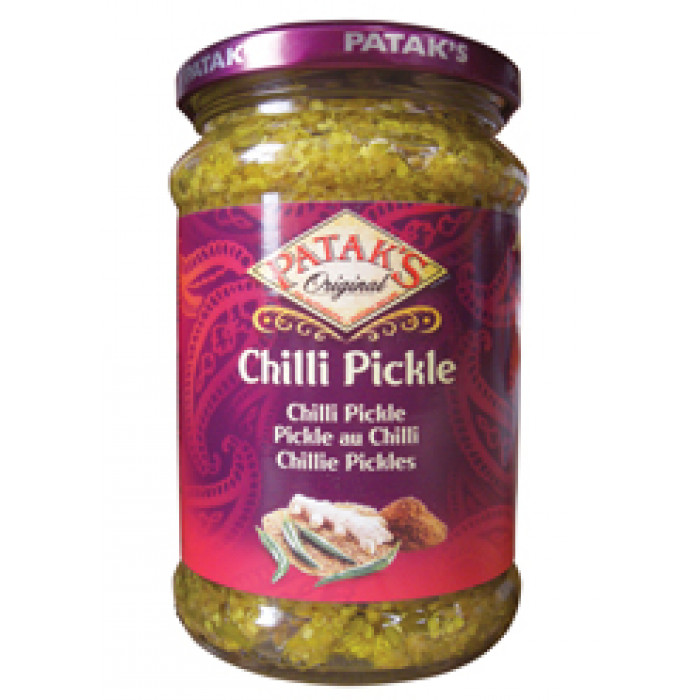 辣椒泡菜 283g / Patak's Chilli Pickle 283g