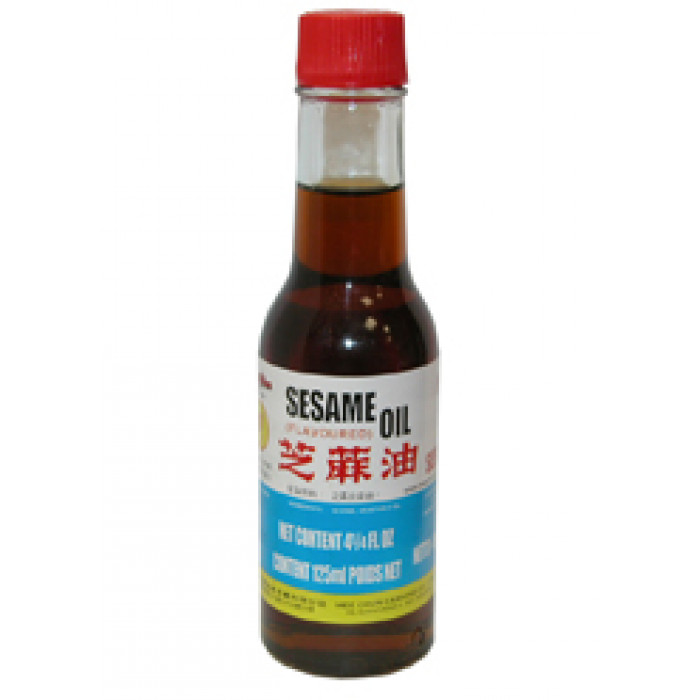 美珍芝麻油 105g / Mee Chun Sesame Oil 125ml (105g)