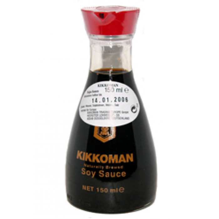 日本酱油 150ml / Kikkoman Soy Sauce150ml