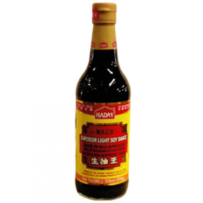 海天高级生抽 500ml / Haday Superior Light Soy Sauce 500ml