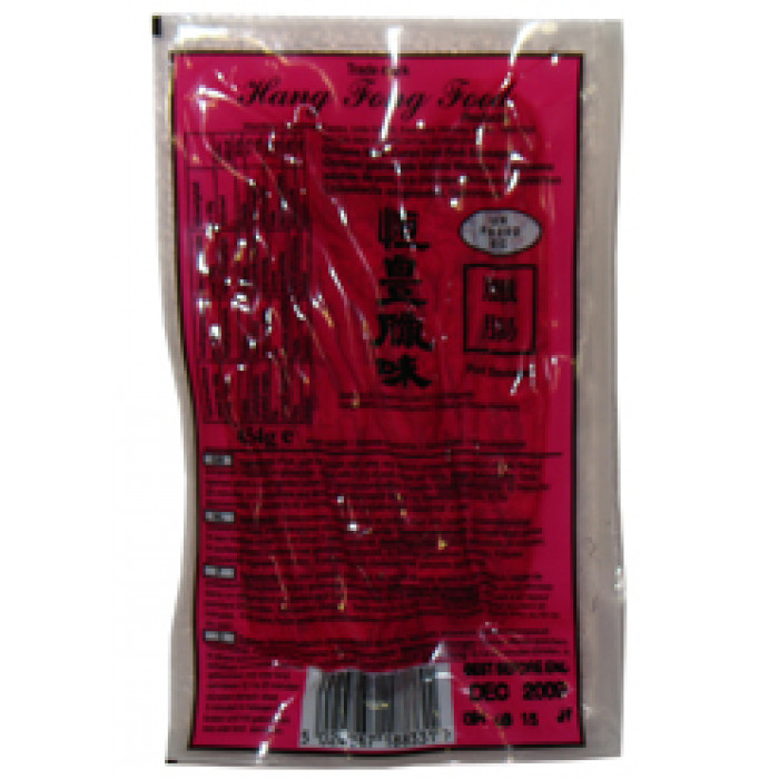 恒丰牌港式风味腊肠 454g / Hang Fong Food Chinese Style Cured Dried Pork Sausages 454g