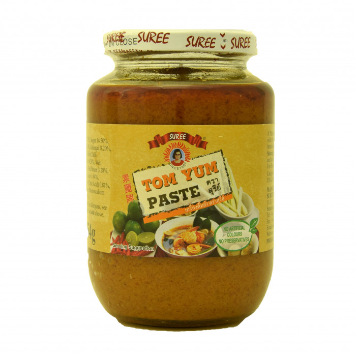 冬阴功酱 454g / Suree Tom Yum Paste 454g