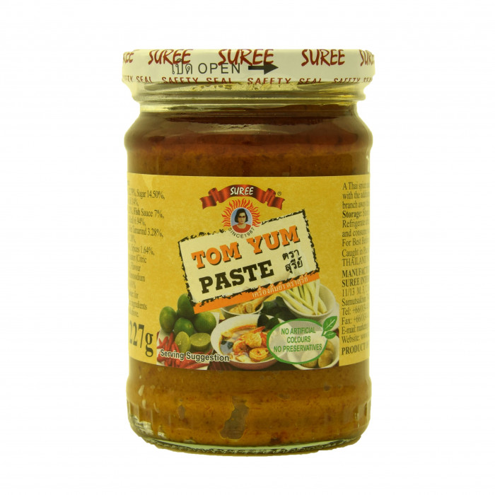 冬阴功酱 227g / Suree Tom Yum Paste 227g
