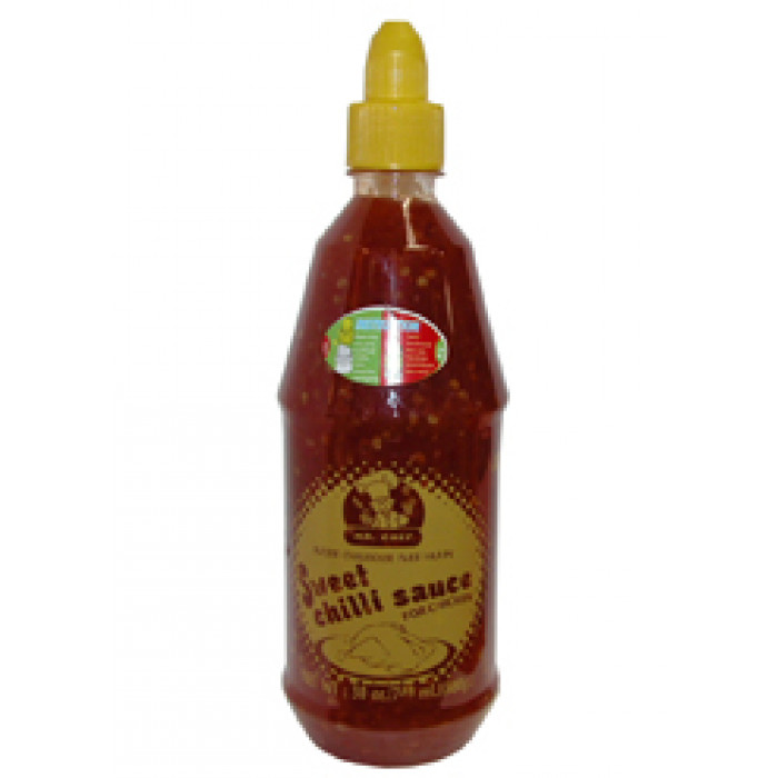 甜辣酱 740ml / Mr. Chef Sweet Chili Sauce M/Tip 740ml