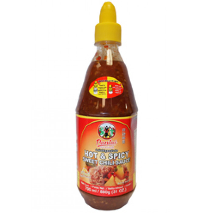 Pantainorasingh Hot & Spicy Sweet Chilli Sauce 700ml