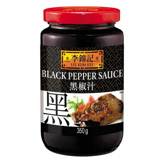 李锦记黑椒汁 350g / Lee Kum Kee Black Pepper Sauce 350g