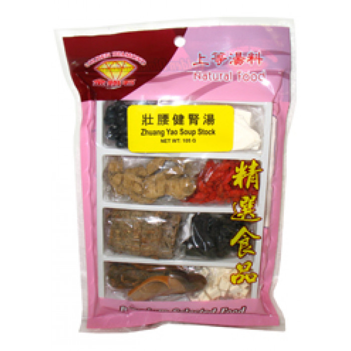 壮腰健身汤 105g / Golden Diamond Zhuang Yao Soup Stock 105g