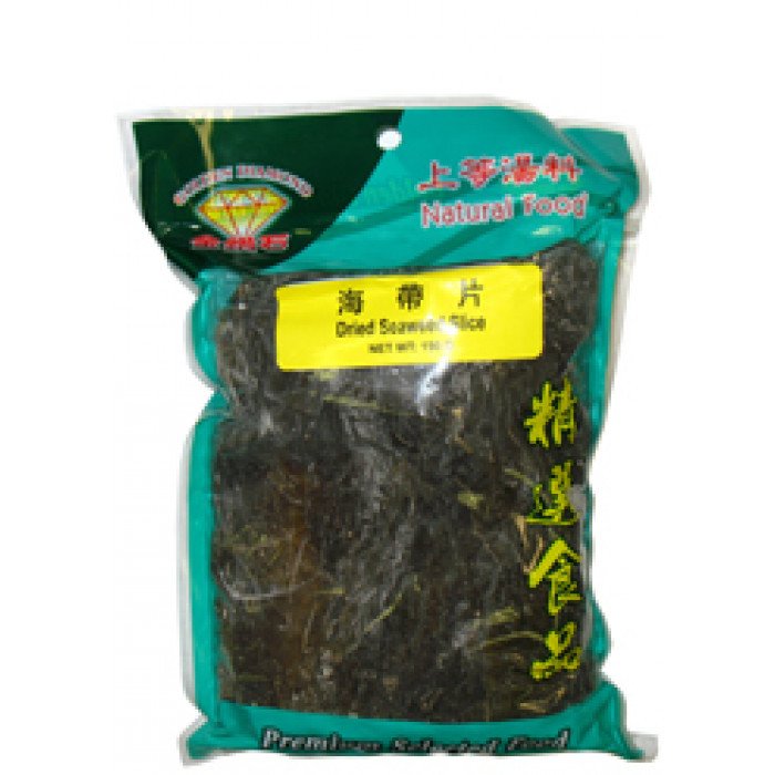 金鑽石海帶片 150g / Golden Diamond Dried Seaweed Slice 150g