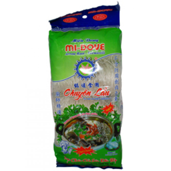 Mi Dove Arrow Root Vermicelli (Mien Dong) 300g