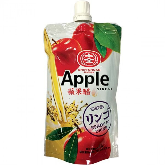 Shih Chuan Apple Vinegar Drink 140ml