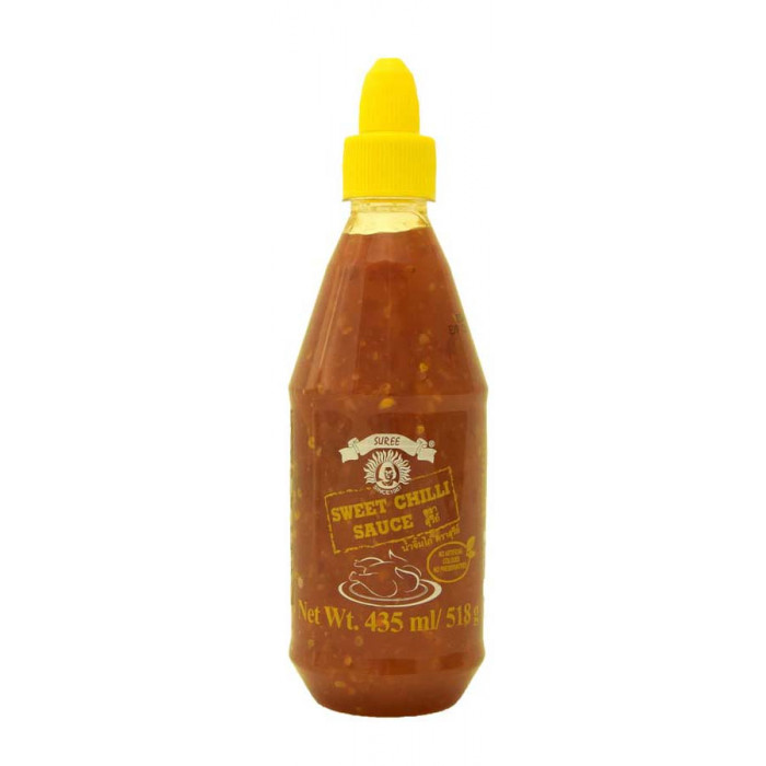 甜酸酱鸡肉用 435ml / Suree Sweet Chilli Sauce For Chicken 435ml