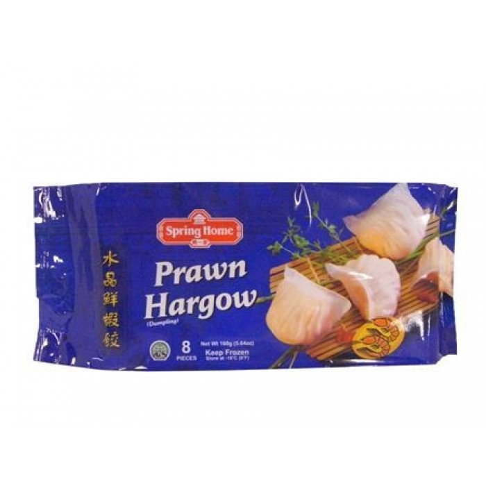 Spring Home Prawn Hargow 8pcs 160g