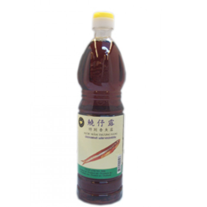 金鑽石魚露 700ml / Golden Diamond Ca Com Fish Sauce 700ml (PVC)