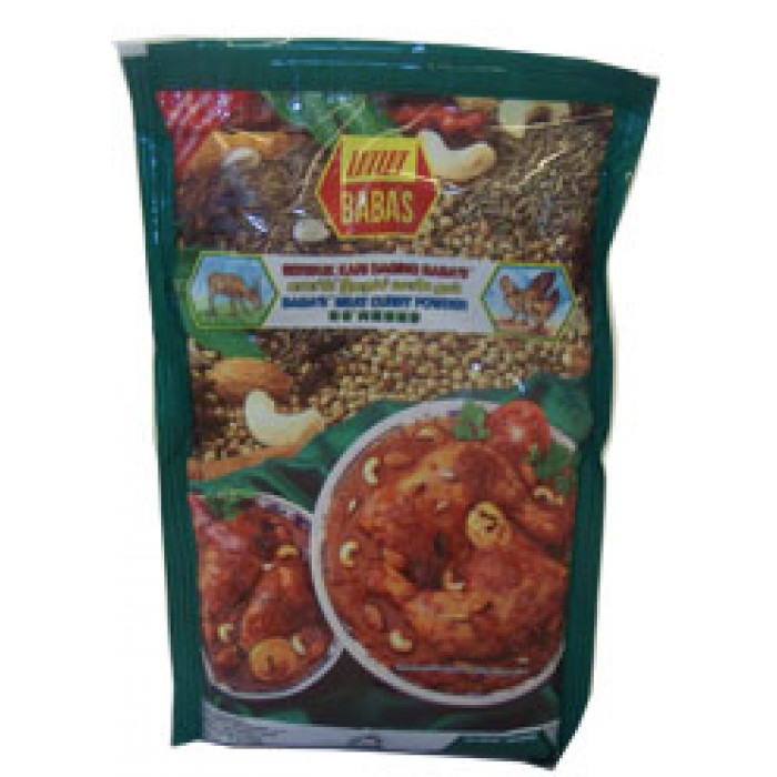 肉香咖喱粉 125g / Babas Meat Curry Powder 125g