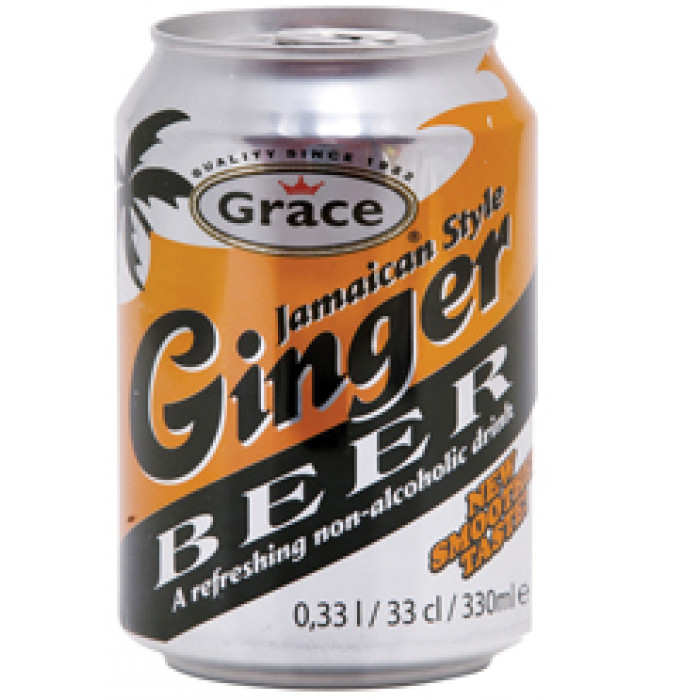 羌啤 330ml / Grace Ginger Beer 330ml