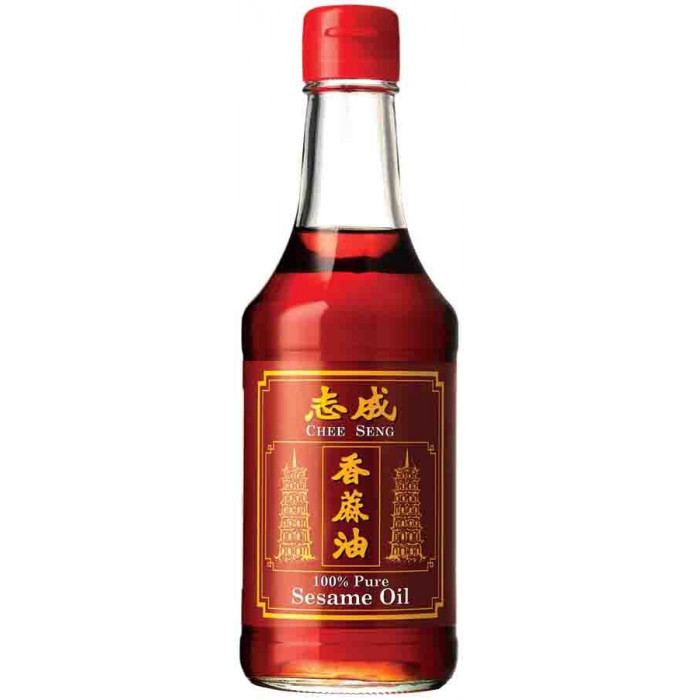 志成純麻油 320ml / Chee Seng Pure Sesame Oil 320ml