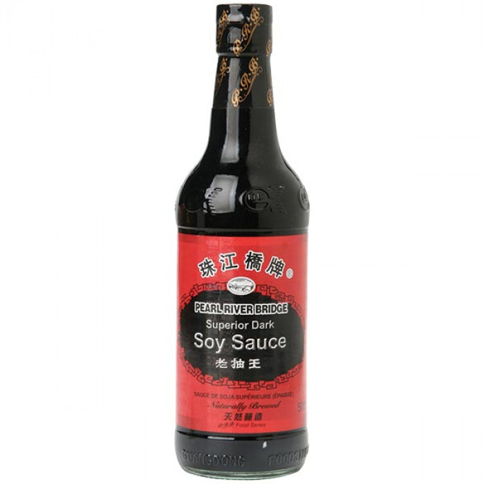 珠江桥牌老抽王 500毫升 / PRB Soy Superior Sauce (dark) 500ml