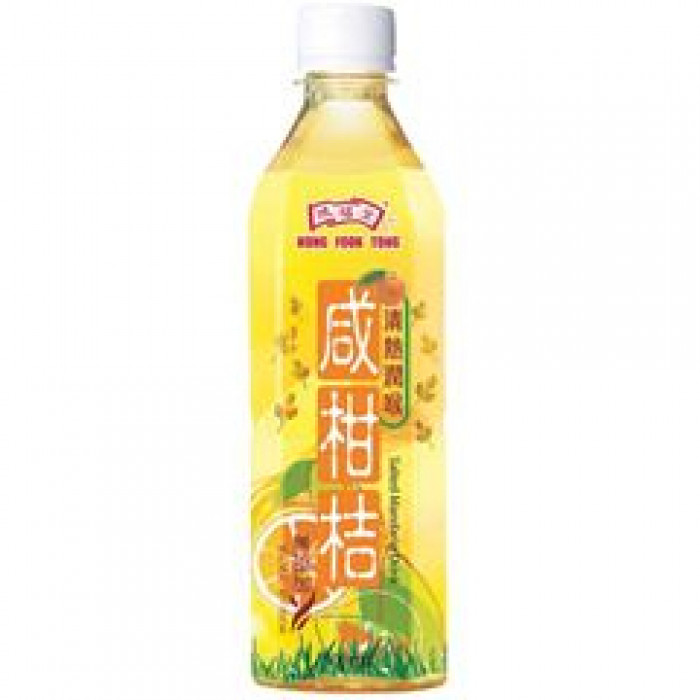鸿福堂 咸柑橘饮品 500ml / Hung Fook Tong Salted Mandarin Drink 500 ml