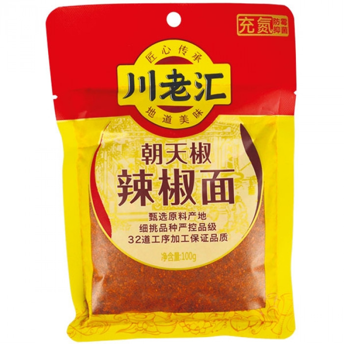 川老汇辣椒面 100g / Chuan Lao Hui Chilli Powder With Sesame 100g