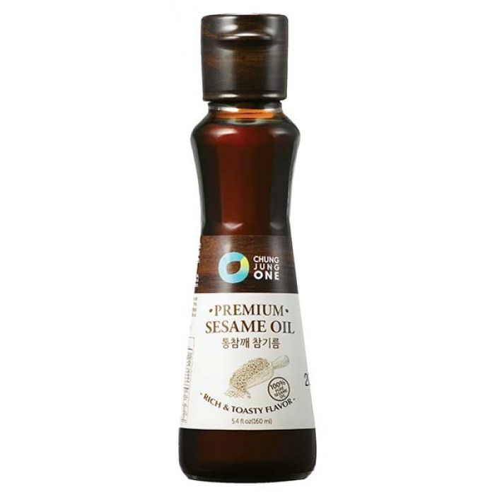 韩国芝麻油 160毫升 / Chung Jung One Sesame Oil 160ml